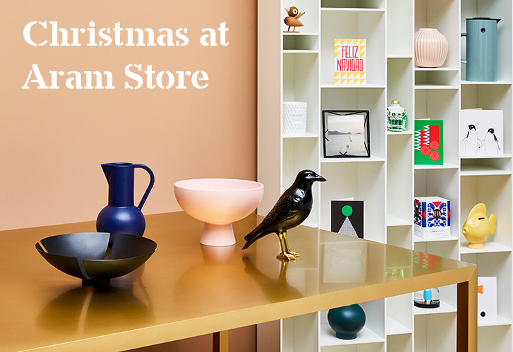 Christmas at Aram Store