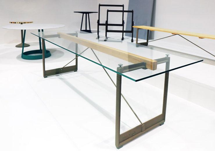 Coleção Brut por Konstantin Grcic para Magis no Salone del Mobile Milan