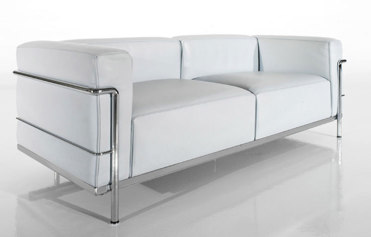 LC3 Le Corbusier Perriand Jeanneret Cassina
