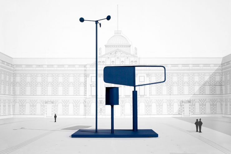 Previsão de Barber & Osgerby na Bienal de Design de Londres