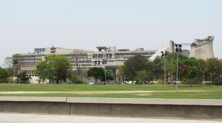 Secretariado Le Corbusier Chandigarh ARAM