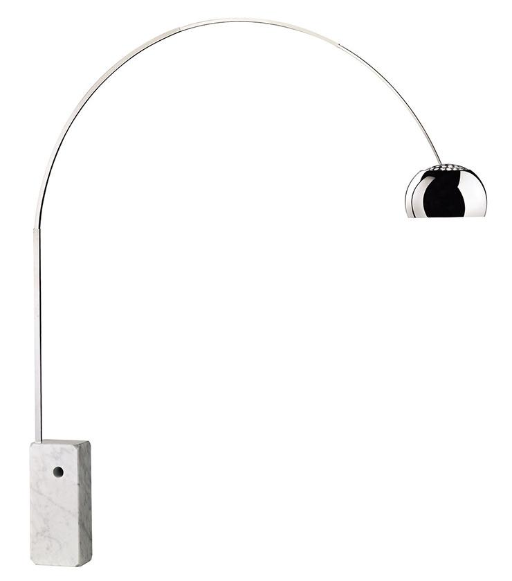 Arco Lamp Achille Castiglioni Flos