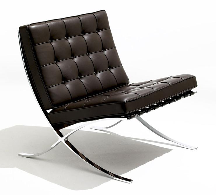 Cadeira Barcelona Mies van der Rohe Knoll