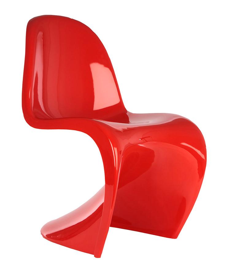 Cadeira Panton Verner Panton Classic Red Vitra