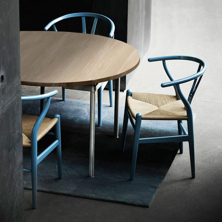 Hans J Wegner CH24 Cadeira Wishbone Carl Hansen & Son