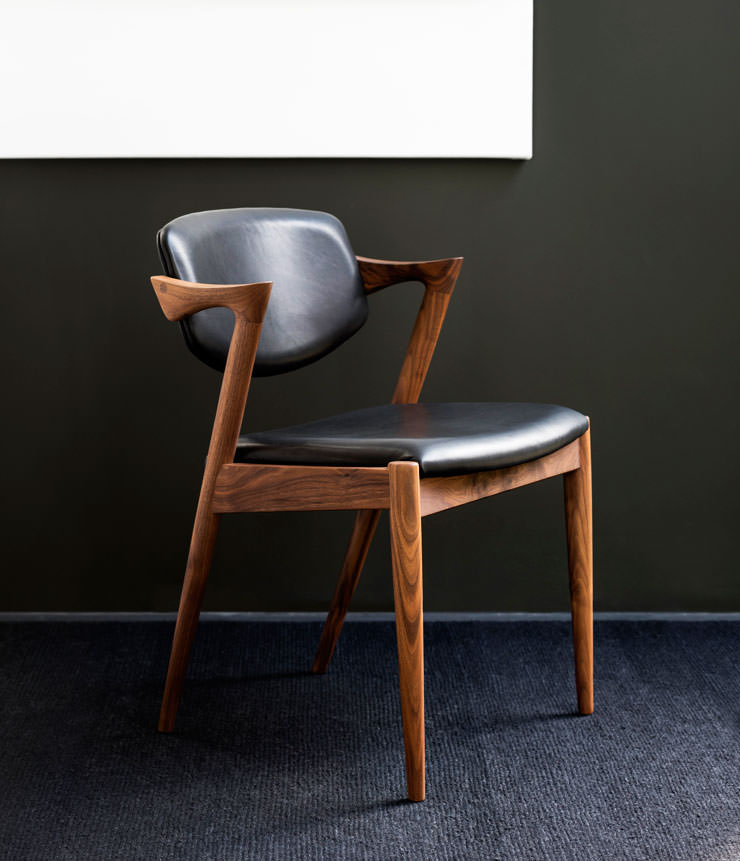 Cadeira no 42 Kai Kristiansen Miyazaki Chair Factory