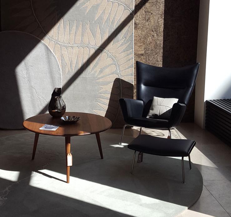 Cadeira CH445 Hans Wegner Carl Hansen Aram Store