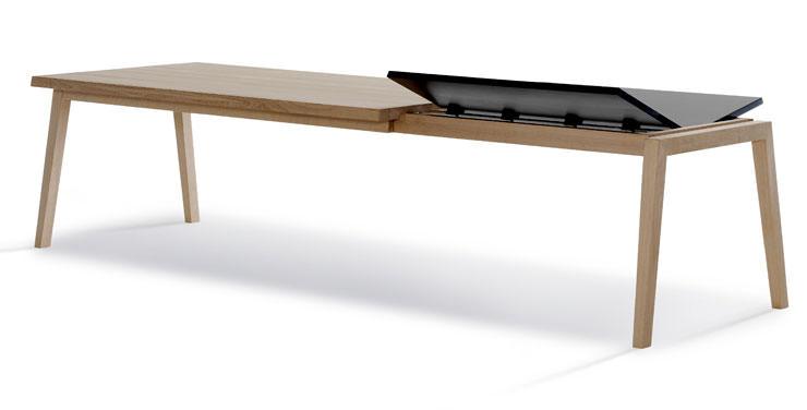 Mesa extensível SH900 - Carl Hansen & Son - Aram Store