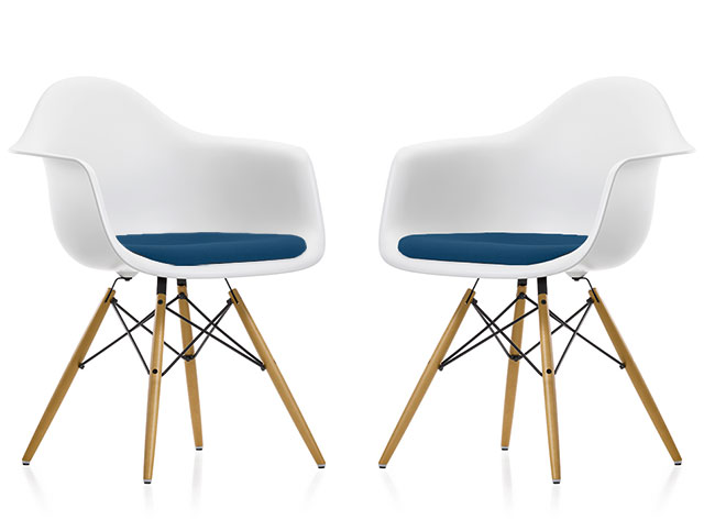 Eames DAW chairs in the Aram Store winter sale