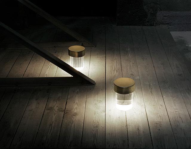 Last Order portable table lamp
