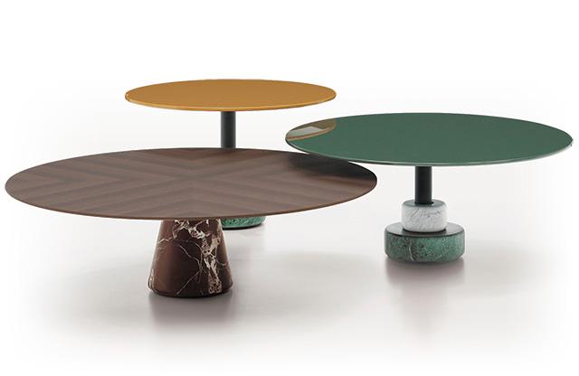 Menhir Low Table by Acerbis