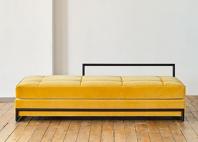 Clearance: ex display Day Bed Grand by Eileen Gray