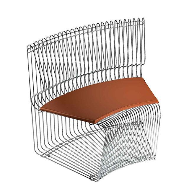 Clearance: ex display Pantonova convex chair