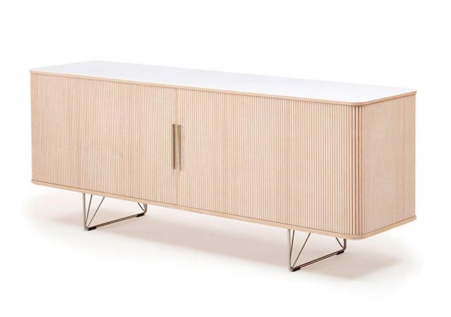 Tambour Sideboard by Naver Collection