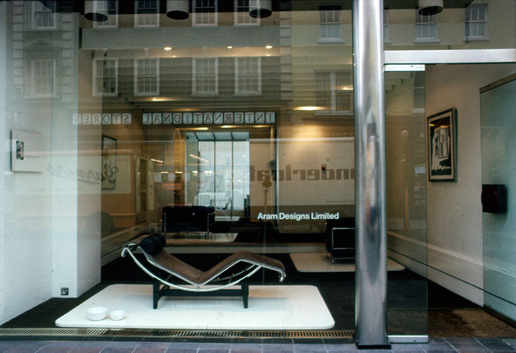 Aram Designs opens on the Kings Road