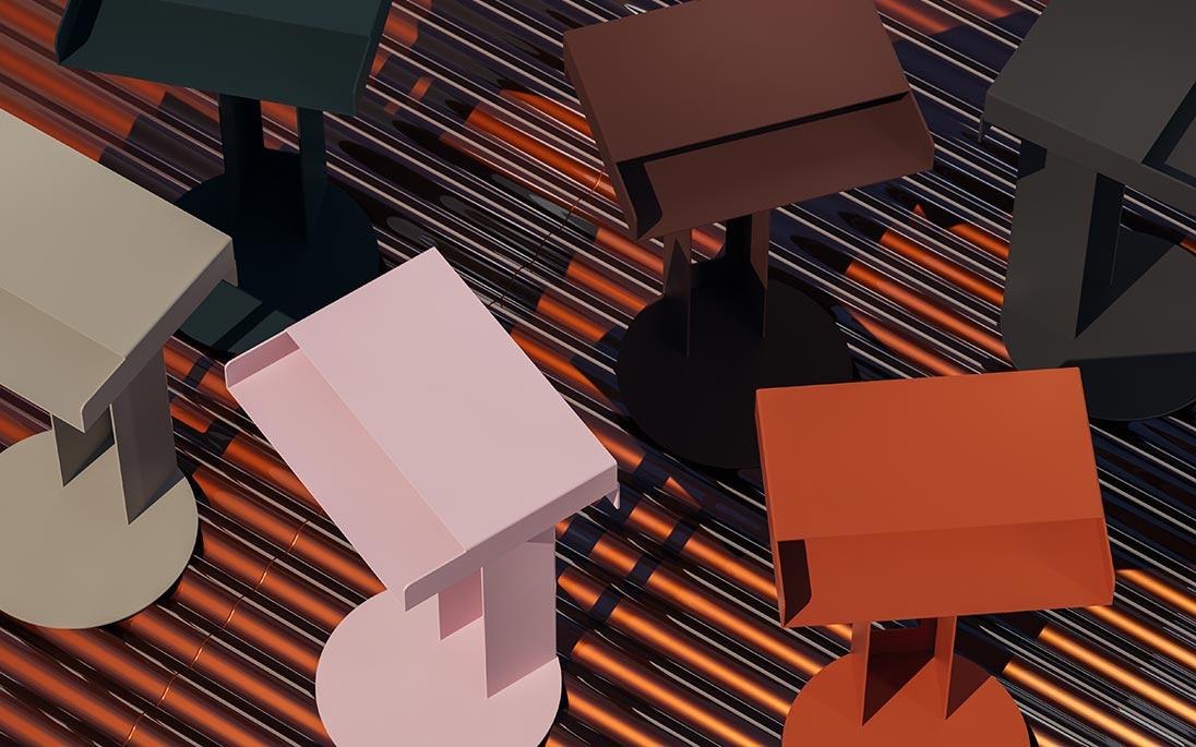 Aram celebrates the Bauhaus centenary