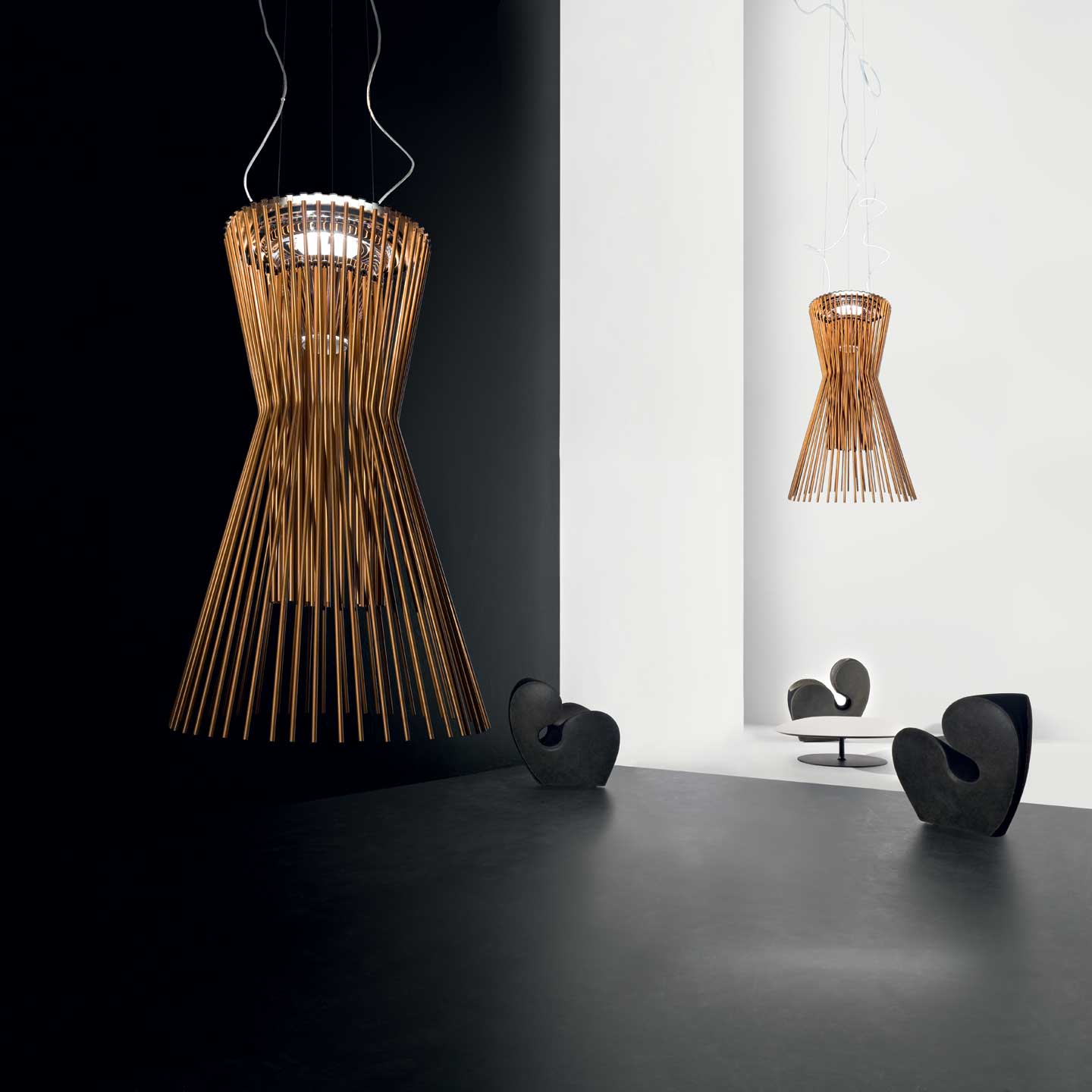 Allegro Vivace Suspension Lamp