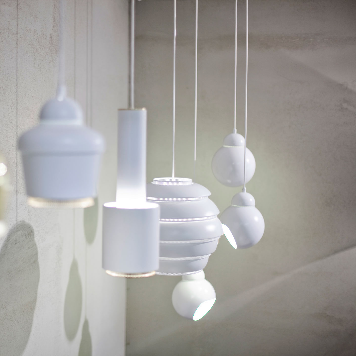 A338 Bilberry Pendant Lamp