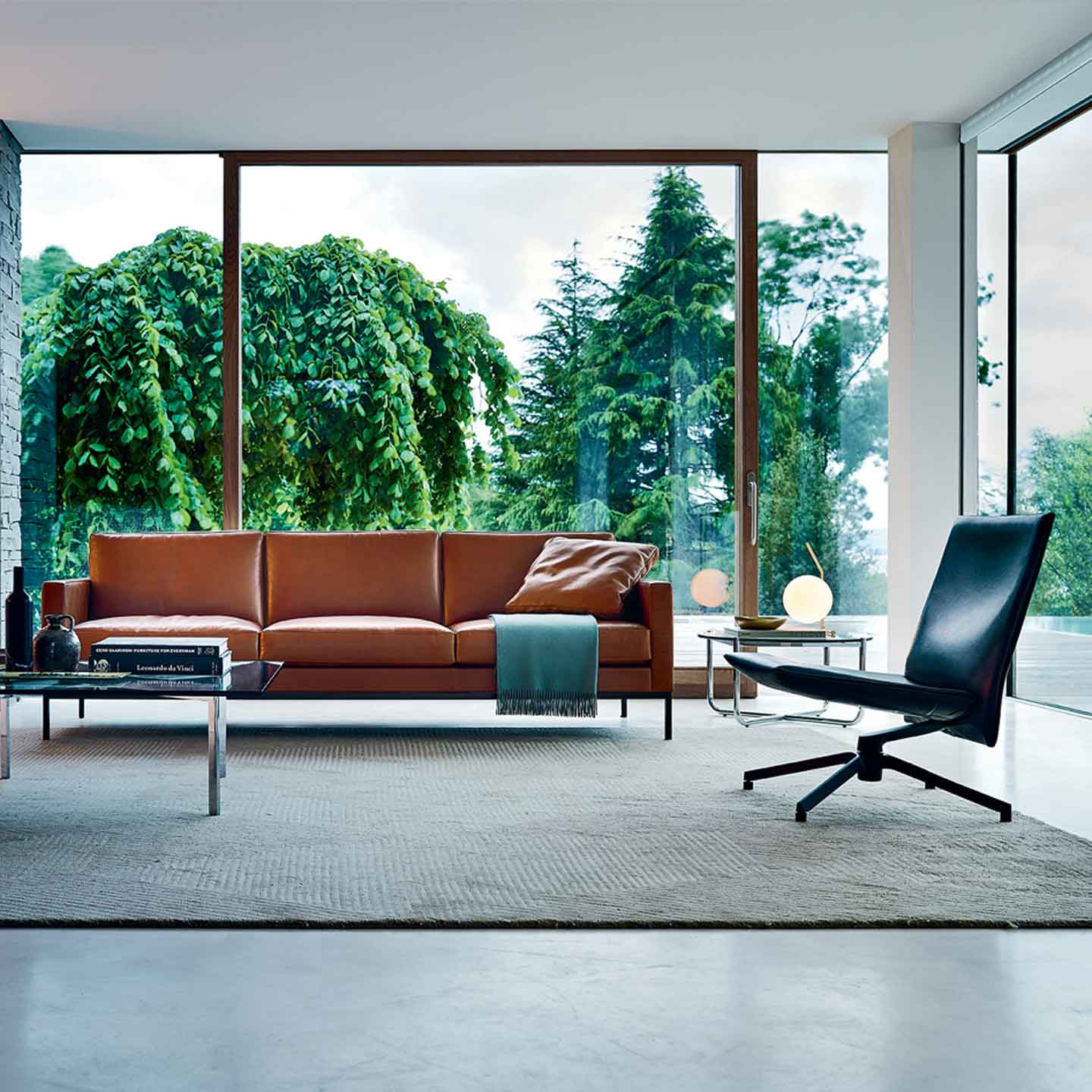 Florence Knoll Sofa 3 Seat Relax