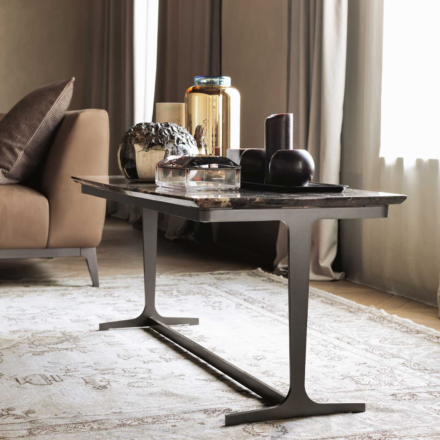 Olivier Side Table 100cm