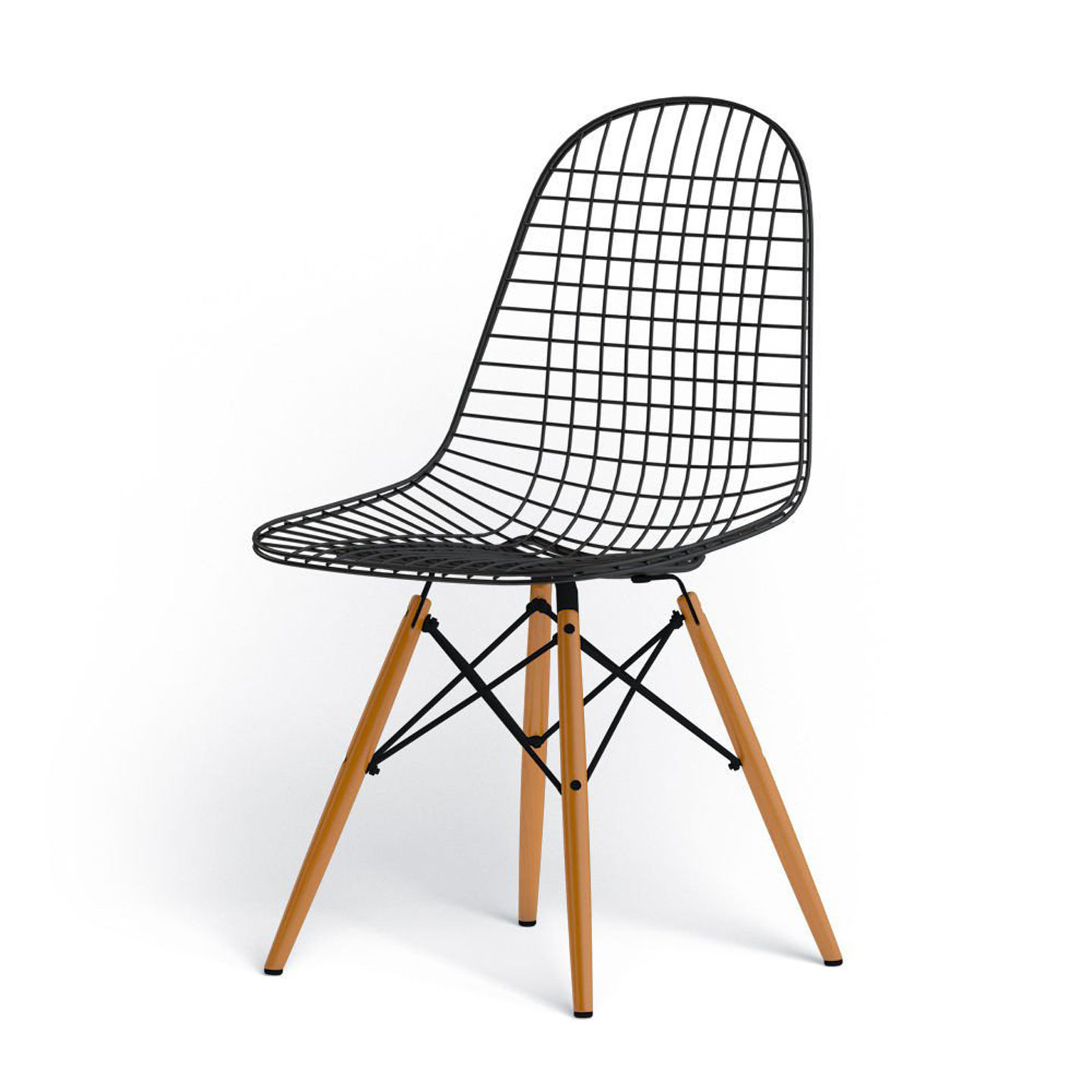 DKW Eames Wire Chair