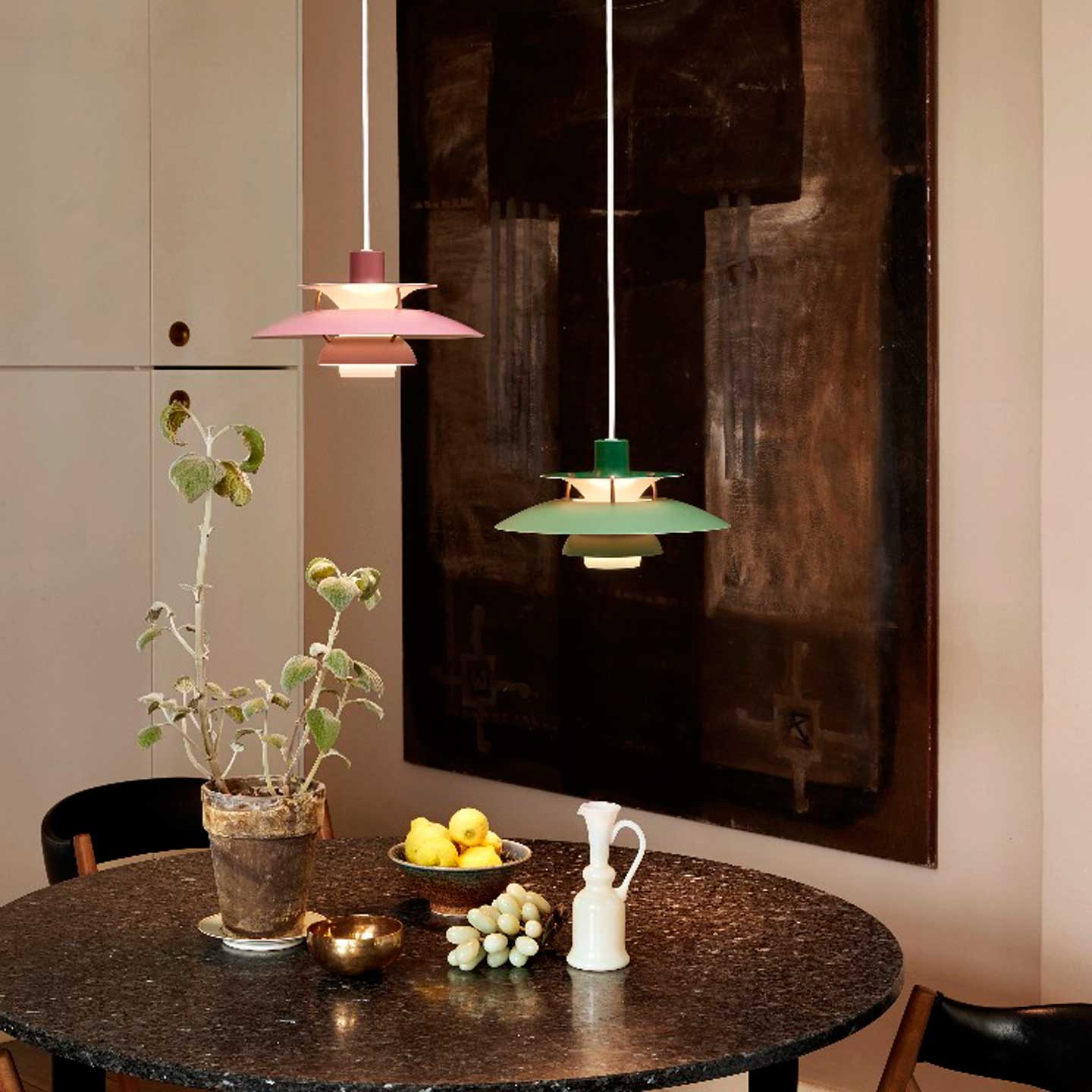 PH 5 Mini Pendant Lamp - Copper
