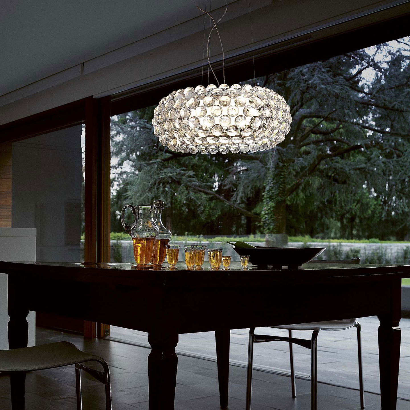 Caboche Medium Suspension Light