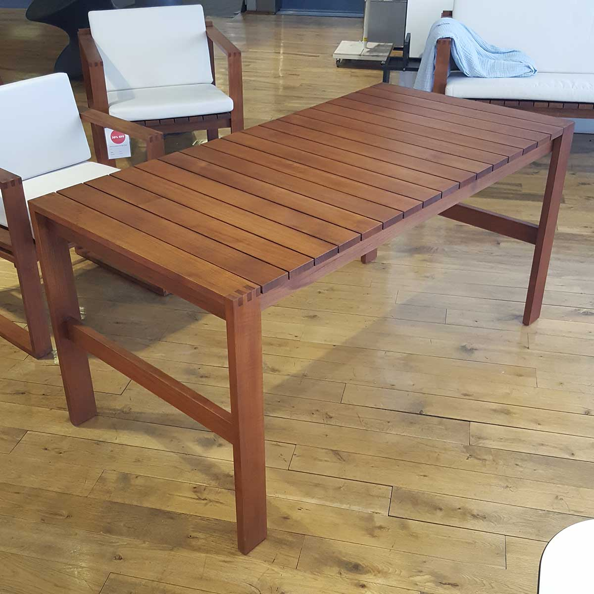 Ex Display BK Dining Table