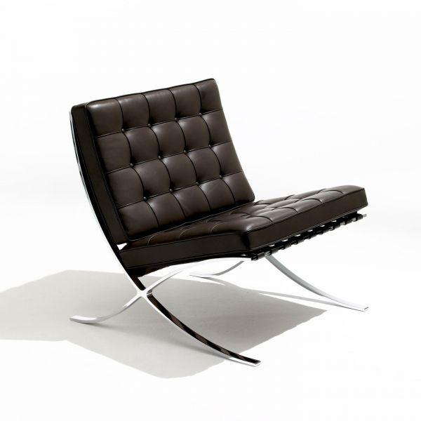 Poltrona Barcellona Knoll.Barcelona Chair