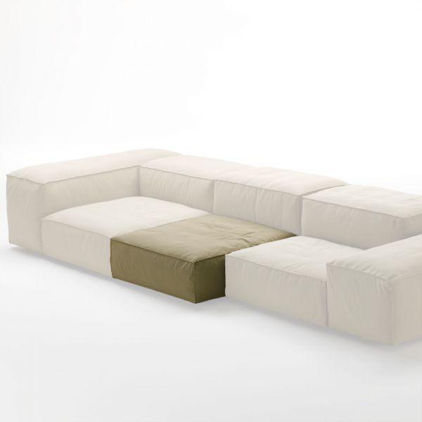 Living Divani Extra Soft.Extrasoft Base 94x94cm