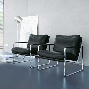 Fabricius Armchair from Walter Knoll - Aram Store