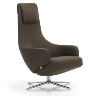 Repos Lounge Chair - Antonio Citterio for Vitra