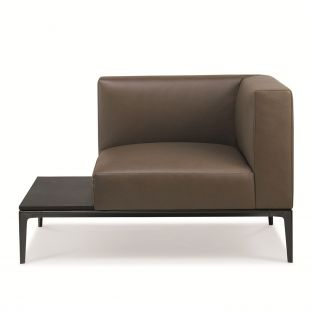 Jaan Chair with board by EOOS from Walter Knoll - ARAM Store