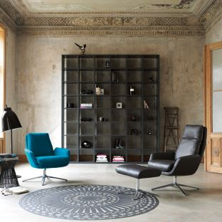Cordia Low Back Chair from COR Sitzmobel - Aram Store