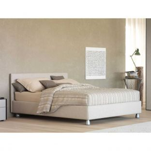 Notturno Bed Frame 160cm by Flou - ARAM Store