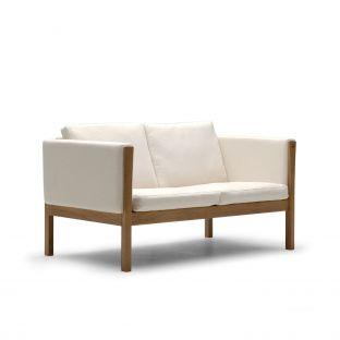 CH162 2 Seat Sofa by Hans Wegner for Carl Hansen & Son - Aram Store