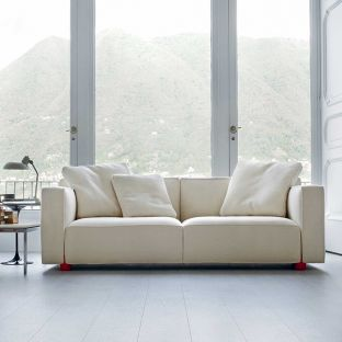 Lounge 3 Seat Sofa by Barber Osgerby for Knoll International - ARAM Store
