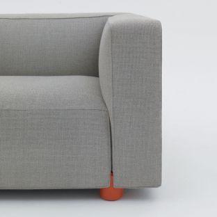 Lounge Asymmetric Sofa by Barber Osgerby for Knoll International - Aram Store