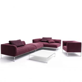 Mell Lounge Sofa by Jehs and Laub for Cor Sitzmobel - Aram Store