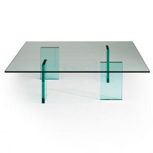 Kuramata Glass Table