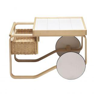 900 Tea Trolley by Alvar Aalto for Artek - ARAM Store
