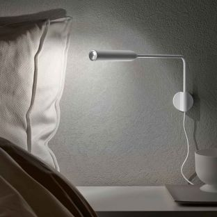 Flo Wall Lamp Cabled - Fosters - Lumina Italia - ARAM Store