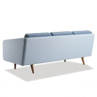 No1 Three Seat Sofa by Børge Mogensen for Fredericia - ARAM Store