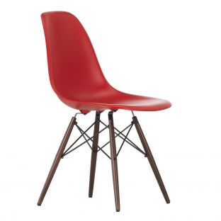 DSW Eames Plastic Side Chair by Charles & Ray Eames for Vitra - ARAM Store