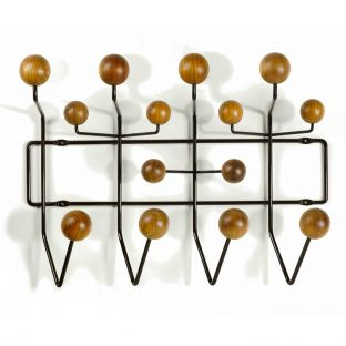 Hang It All - Chocolate Edition by Charles & Ray Eames for Vitra - ARAM Store