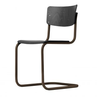 S43 Chair - Classics in Colour - Mart Stam from Thonet - ARAM Store