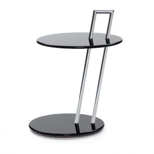 Eileen Gray Round Occasional Table - ARAM Store