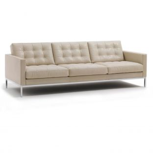 Florence Knoll Sofa 3 Seat Relax - ARAM Store