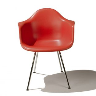 DAX Eames Plastic Armchair by Charles & Ray Eames for Vitra - Aram Store