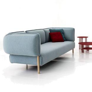 Love Me Tender Sofa 240cm by Patricia Urquiola for Moroso - Aram Store